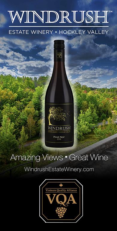 VQA 2018 Pinot Noir Vintner's Reserve