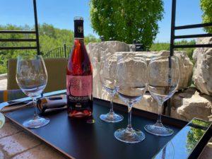 Windrush Estate Winery Views & Wine