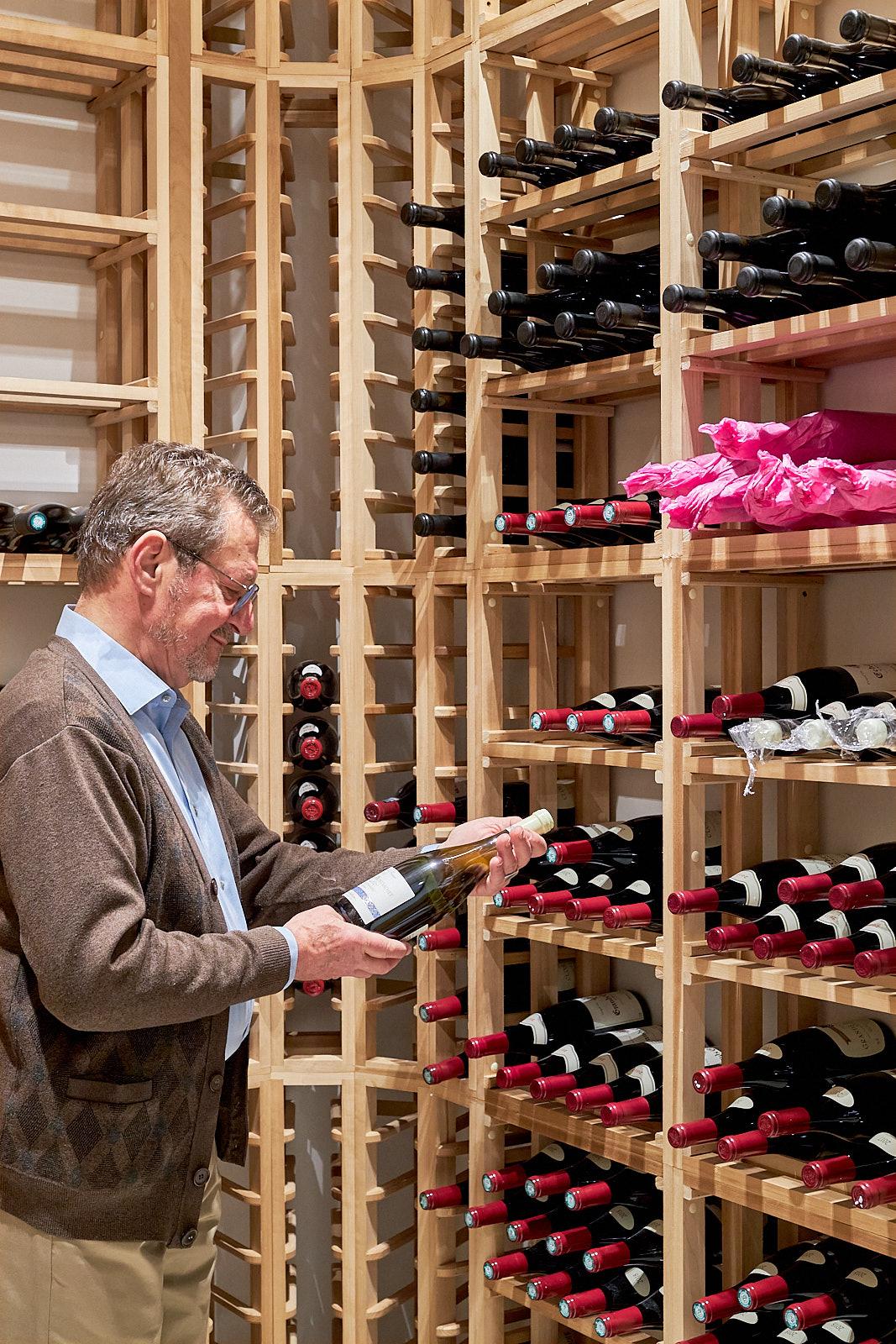 DYMON Wine Cellar