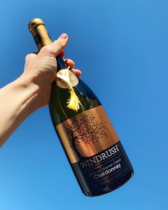Windrush Chardonnay Bottle