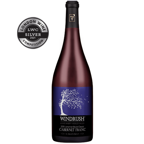 London Wine Competition Silver Award